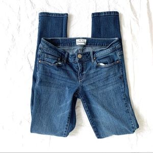 Aeropostale Ashley Ultra Skinny 3/4 Jeans